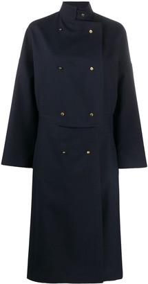 Loewe Double-Breasted Mid-Length Coat