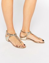 Aldo Dora Toepost Flat Sandals