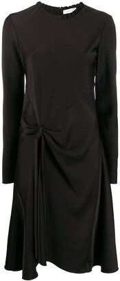 Chloé Knot Detail Dress