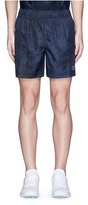 The Upside 'Navy Seals' camouflage print shorts