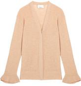3.1 Phillip Lim Open-Knit Wool-Blend Cardigan