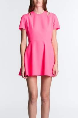 Blaque Label Pink Swing Dress