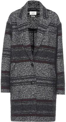Etoile Isabel Marant Isabel Marant, étoile Dante wool-blend coat