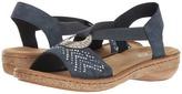 Rieker 62802 Women's Shoes