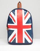 Lambretta Backpack Classic Union Jack All Over Print