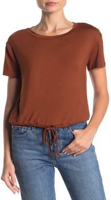 Love, Fire Cinched Waist T-Shirt