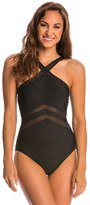 Miraclesuit Point of View High Neck One Piece Swimsuit 8145989