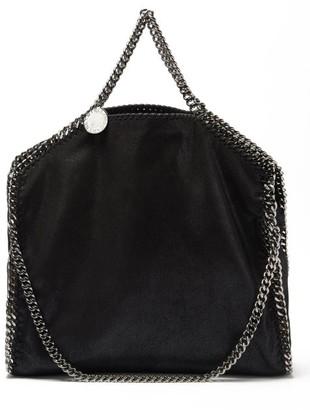 Stella McCartney Falabella Faux-leather Tote Bag - Black