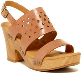 KORKS Aliana Platform Heel Sandal