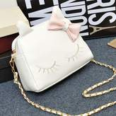 Mai Poetry New Design Fashion Girls Cute PU Leather Cat Messenger Tote Shoulder Bag