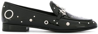 Senso Carly I studded loafers