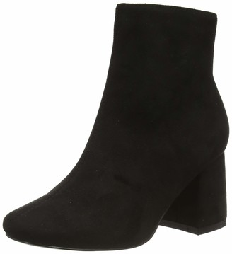New Look Women's WF BARISSA IC-SDT FLR HL AKL BT72:1:S203 Ankle Boots