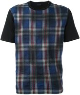Lanvin checked T-shirt