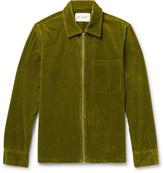 Our Legacy Cotton-corduroy Jacket - Green