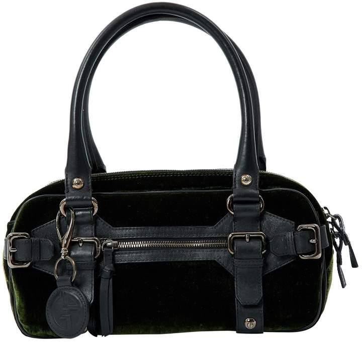 Giorgio Armani Velvet bag