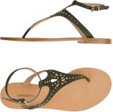 Vanessa Bruno Toe strap sandals