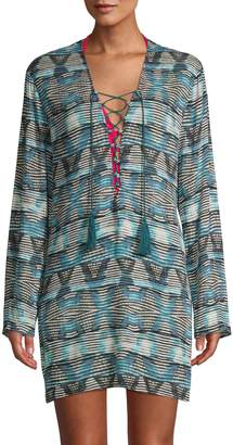 La Blanca Re-Fresh Printed Tunic