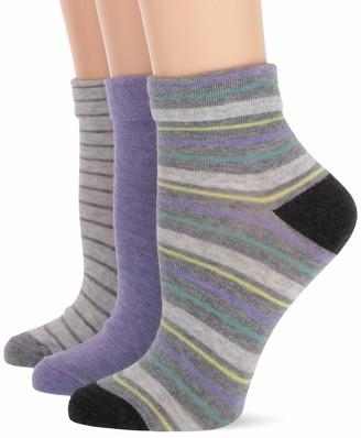 Keds Women's 3 Pack Ankle Socks