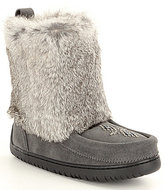 Manitobah Mukluks Fur Nordic Boots