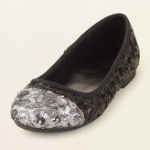 Children's Place Sequin ballet flat