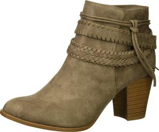 Fergalicious Women's Capital Ankle Boot
