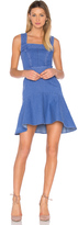 Aijek Haile Fit Flare Dress