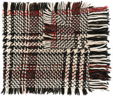 Faliero Sarti chunky knit scarf - unisex - Cotton/Acrylic/Polyamide/Wool - One Size