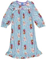 "Disney Frozen Little Girls' Toddler ""Loving Sisters"" Nightgown - blue/multi"