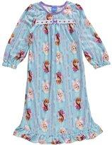 "Disney Frozen Little Girls' Toddler ""Loving Sisters"" Nightgown - blue/multi"