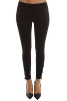 Mother Quickie Looker Ankle Fray Skinny