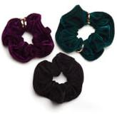 Elegant Touch House Of Holland Hair II Velvet Scrunchies Classics