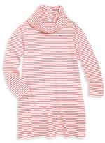 Vineyard Vines Toddler's, Little Girl's & Girl's Striped Dress