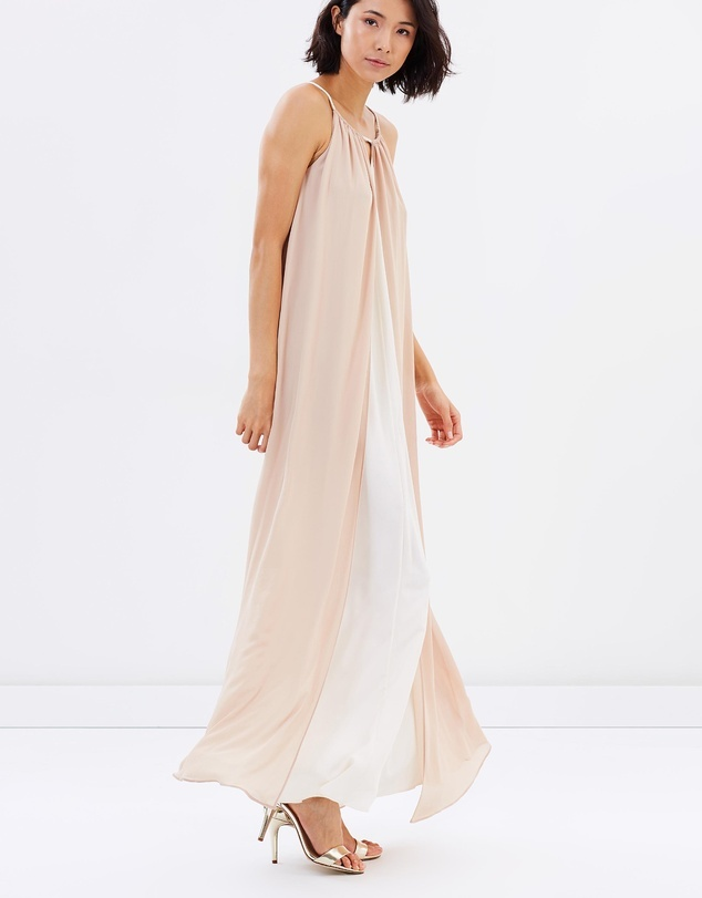 Mng Double Layer Gown