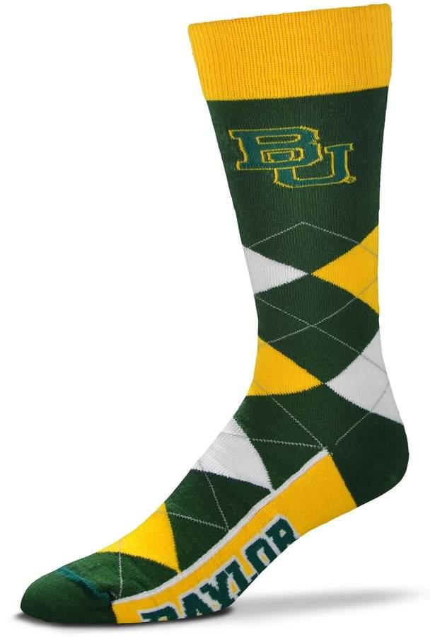 aa966926 Adult Baylor Bears Argyle Crew Socks