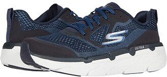 Skechers Max Cushioning Premier - Vantage (Black/Charcoal) Men's Shoes