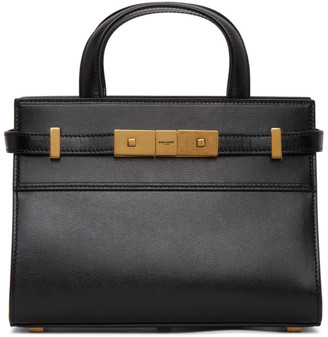 Saint Laurent Black Nano Manhattan Bag