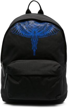 Marcelo Burlon County of Milan Pictorial Wings backpack