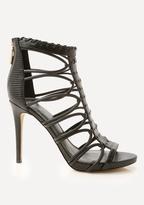Bebe Kayley Cutout Sandals