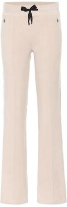 Bogner Jelina fleece straight leg pants
