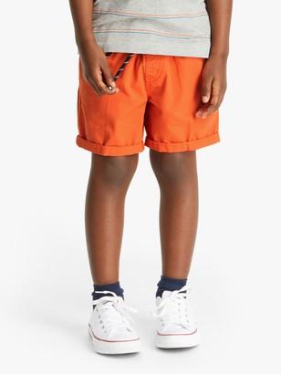 John Lewis & Partners Boys' Dock Shorts