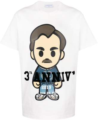 Ih Nom Uh Nit 3 Anniv T-shirt