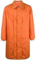 Marni multi layered coat - men - Cotton/Polyamide - 46