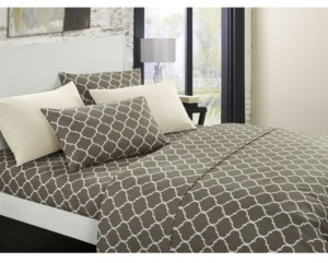 Chic Home Illusion 6-Pc Queen Sheet Set Bedding