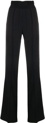Prada High-Waisted Straight-Leg Trousers