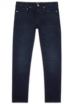 Ps By Paul Smith Dark Blue Skinny Jeans