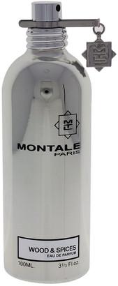 Montale Unisex 3.4Oz Wood & Spices Edp Spray