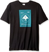 Lrg Men's Big and Tall Research Collection Life Roots T-Shirt