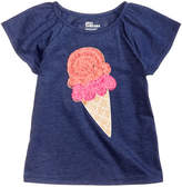 Epic Threads Ice Cream T-Shirt, Little Girls, Created for Macy's