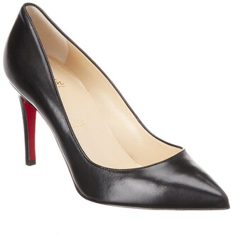 Christian Louboutin Pigalle 85 Leather Pump