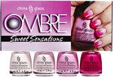 China Glaze 4 Piece Ombre Sweet Sensations